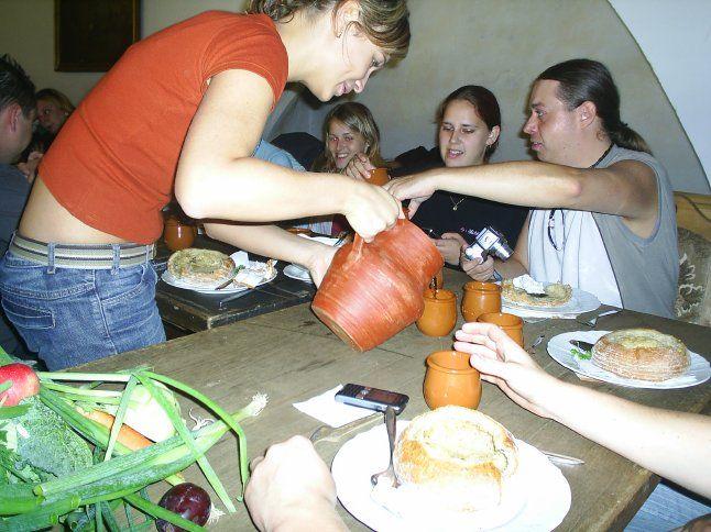 2006-09-05-06 Teaming na hradě Loket