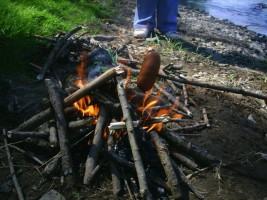 2007-04-28+29 Sraz v Gale + Pšaňák