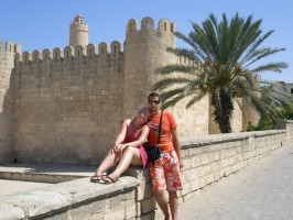2008-08-01-08 Dovolená v Tunisku